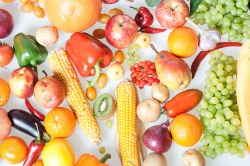 best diet for fibromyalgia, picture of fruits and vegetables